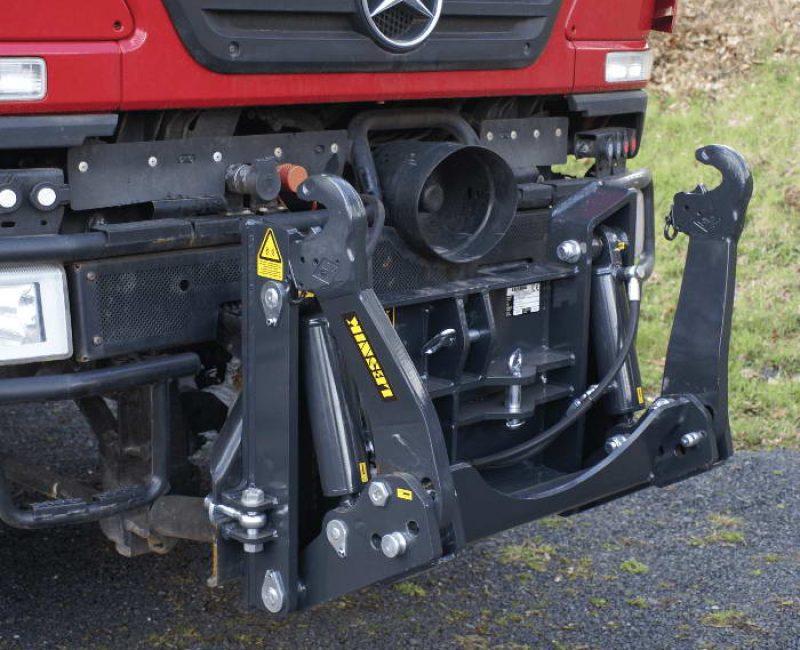 celna prednja sprednja hidravlika dvigalo na komunalno hitrovpenjalno plosco unimog mb trac lindner reform muli shl pu traktor 6 lesnik lenart min