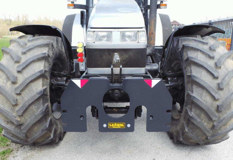 front linkage hitch 3-point hitch shl f lamborghini premium 1300 lesnik lenart min 2