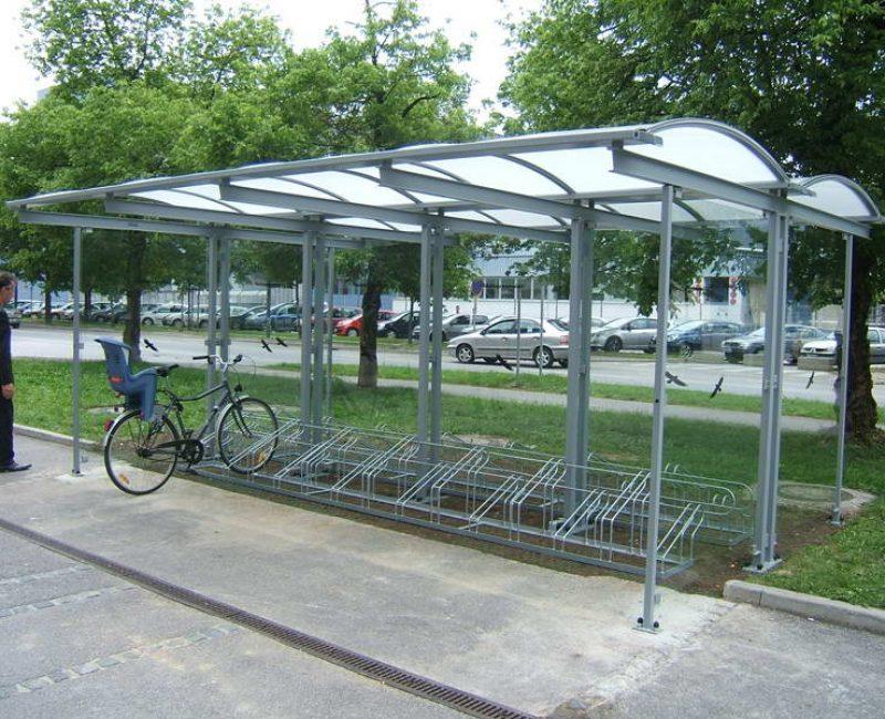 kolesarnica fahrradstand kla r05 2z dscf5857