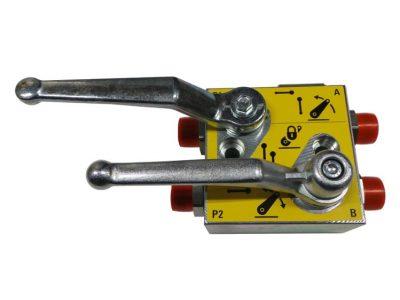 preklopni ventil za 3 nacine delovanja