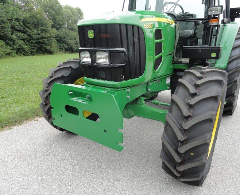 Mounting system John-Deere-6330