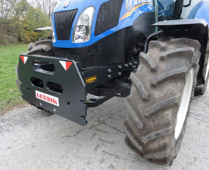 Mounting system New-Holland-T5.105