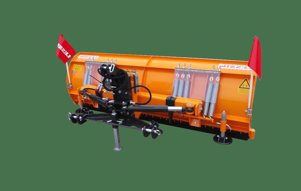 Light-duty Snowploughs