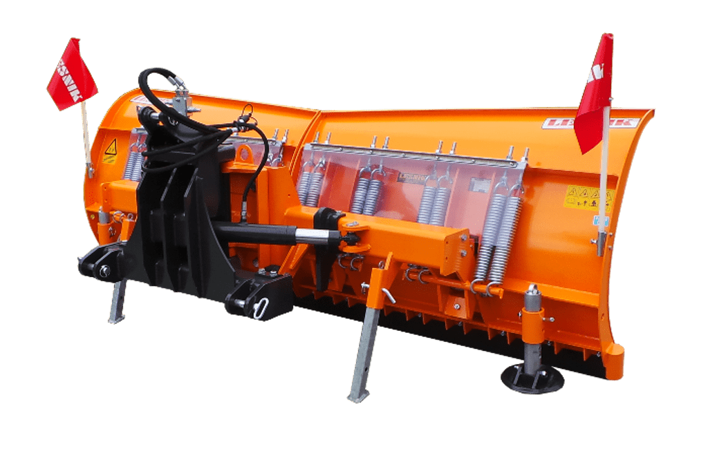Medium-duty Snowploughs