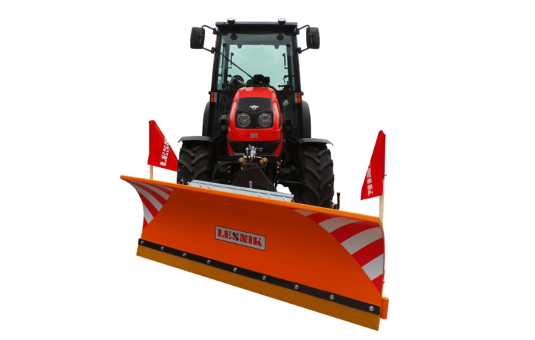 Ultra light Snowploughs